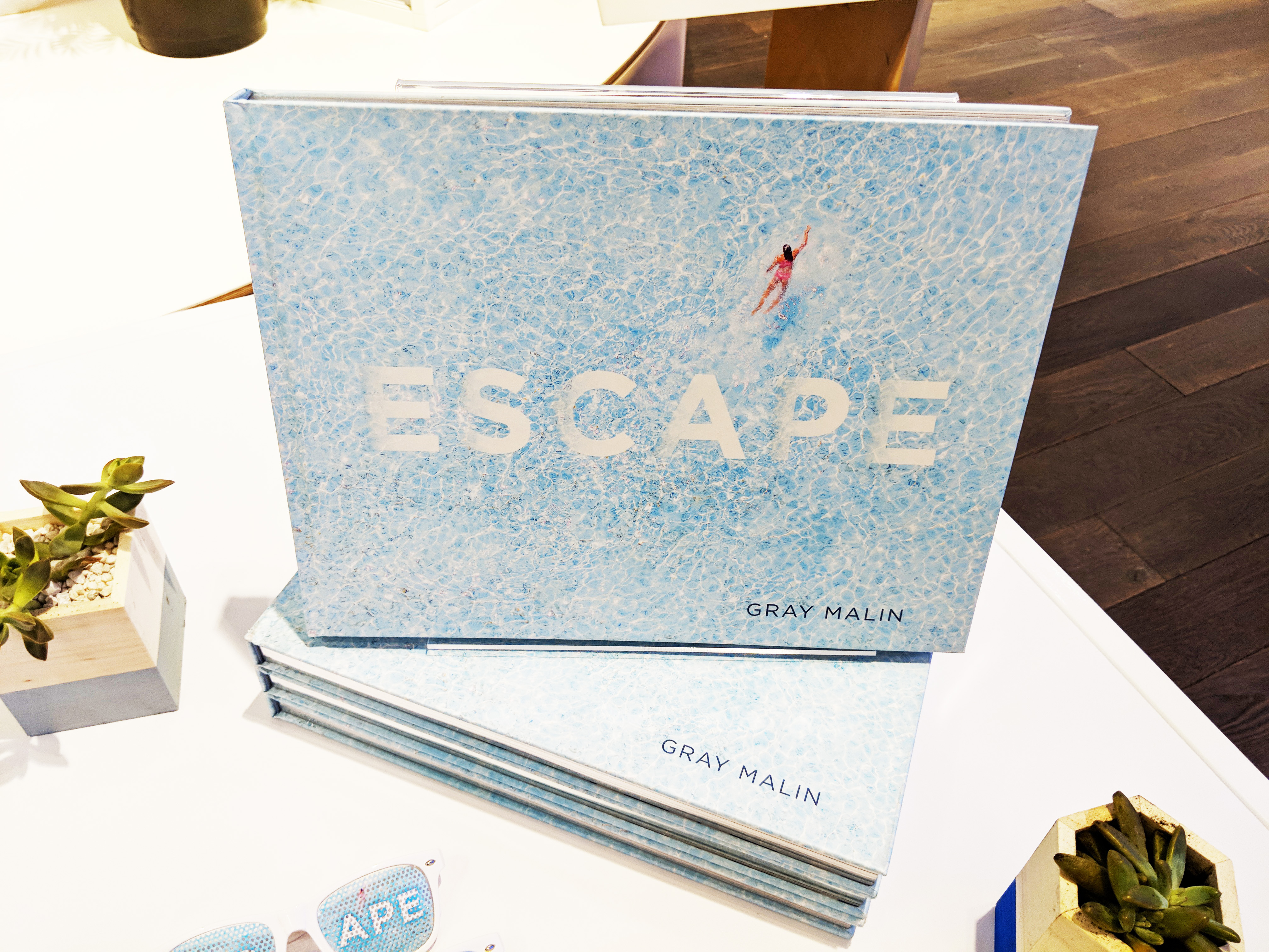 ESCAPE - book by Gray Malin
