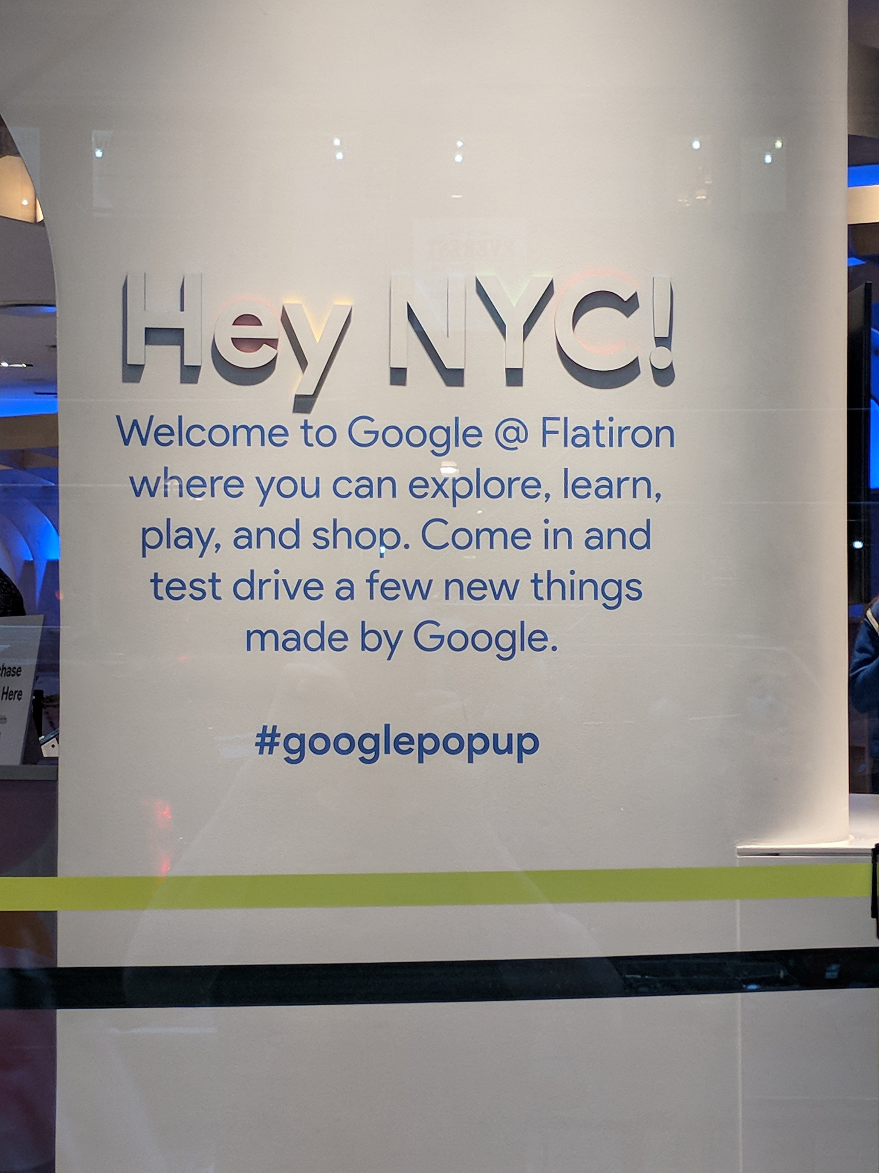 Google Popup Sign